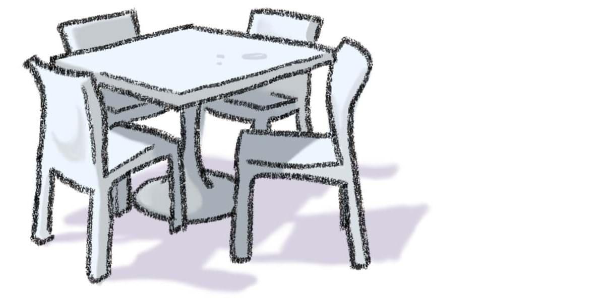 Pæn Havemøbler | Kemien i din hverdag XO31